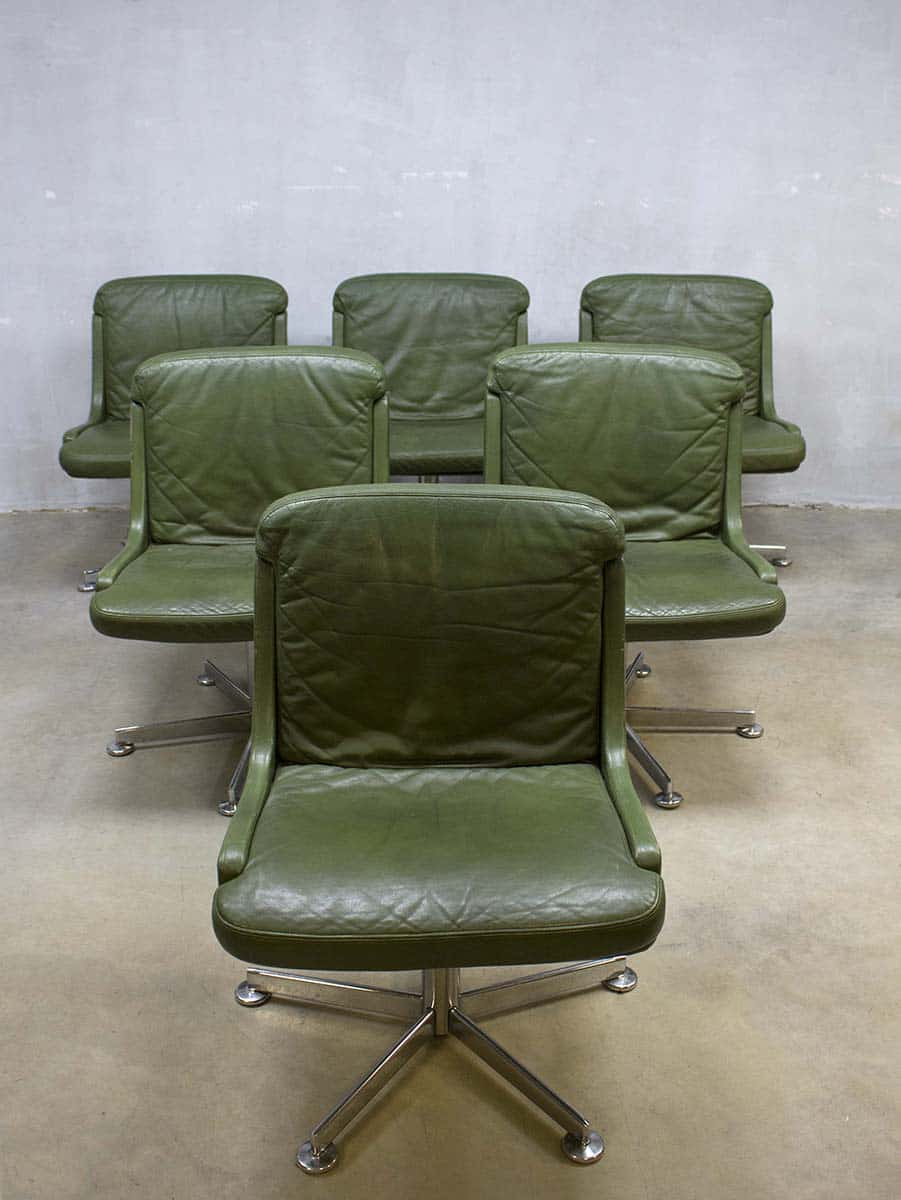 Stoel Vintage Vintage Design Bureaustoel Lounge Chair Office Chairs
