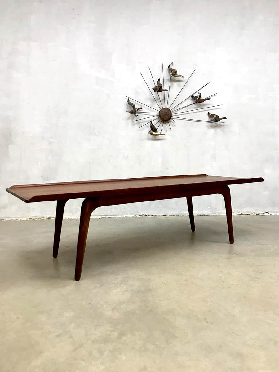 Wandlamp Eetkamer Vintage Design Coffee Table Salontafel Bovenkamp Aksel