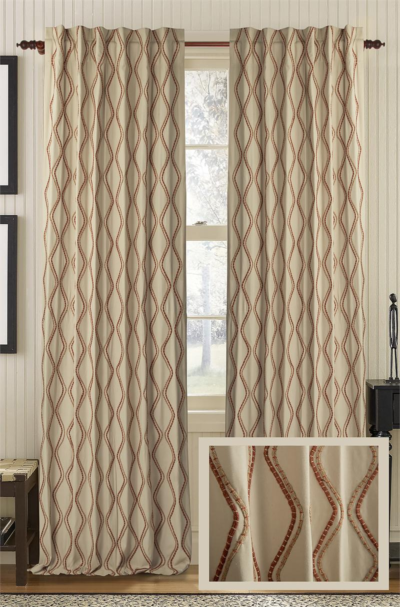 Cotton Curtain Panels Laces Linen Cotton Curtain Panel Best Window Treatments