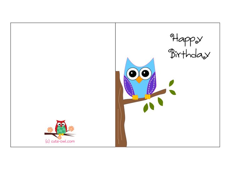 Happy Birthday Cards Online Free Printable \u2013 Best Happy Birthday Wishes