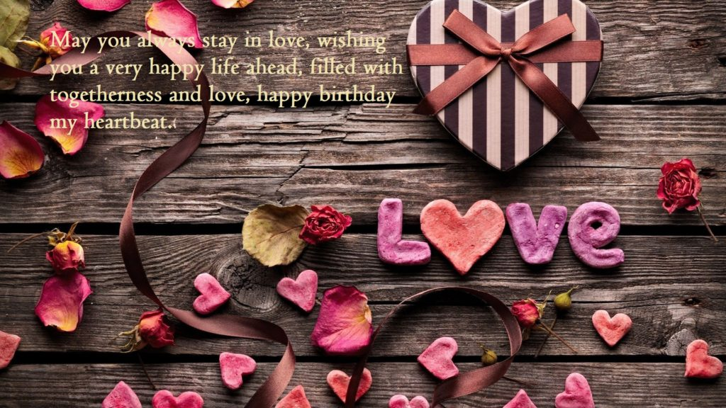 Happy Birthday Best Wishes For My Love Best Wishes