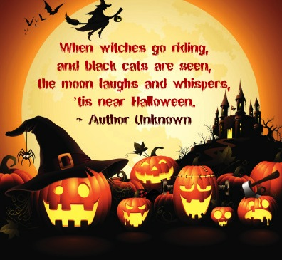 Evening Wallpaper With Quotes Happy Halloween 2018 Wishes Quotes Messages With Pictures