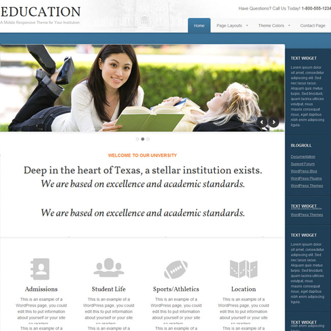Education WordPress Theme by StudioPress Best WordPress Themes 2018