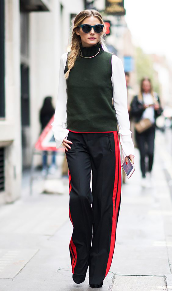 Outfits 2017 Track Pants Autumn Outfits Street Style Inspiration Trend Style