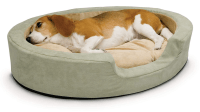 Heated Dog Beds Exist Because Dogs Get Cold Too - Pretty 52