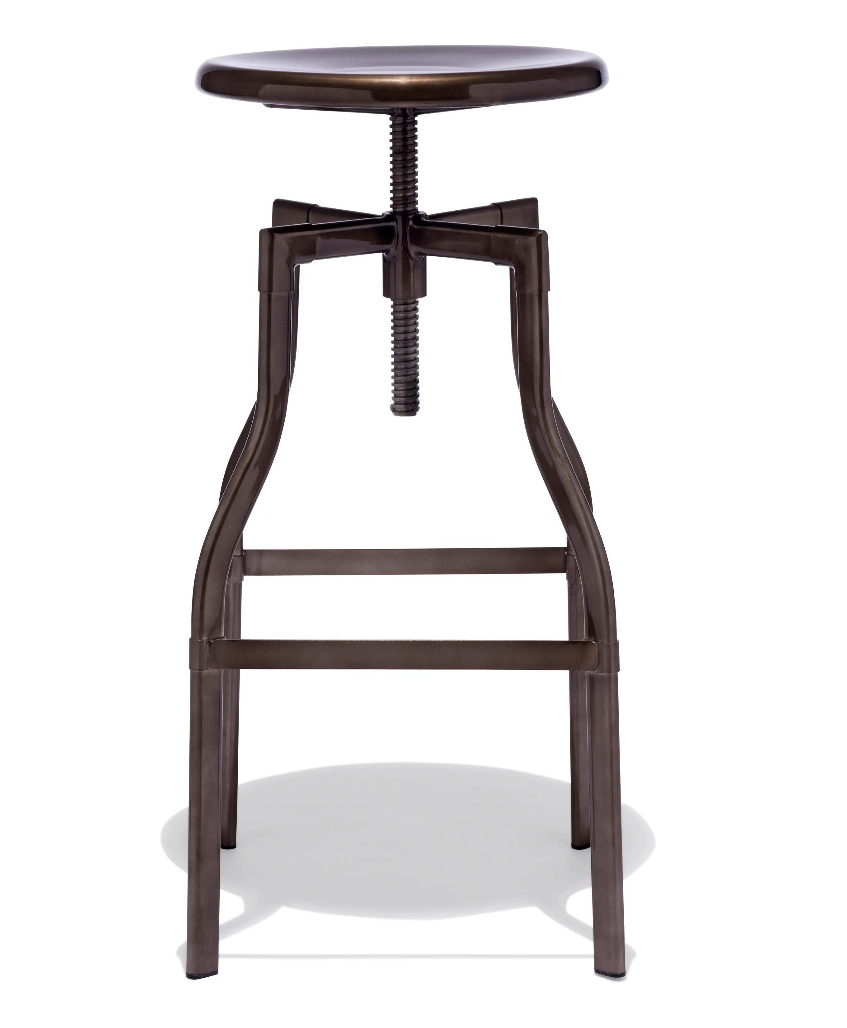 Table And Bar Stools Machinist Bar Stool