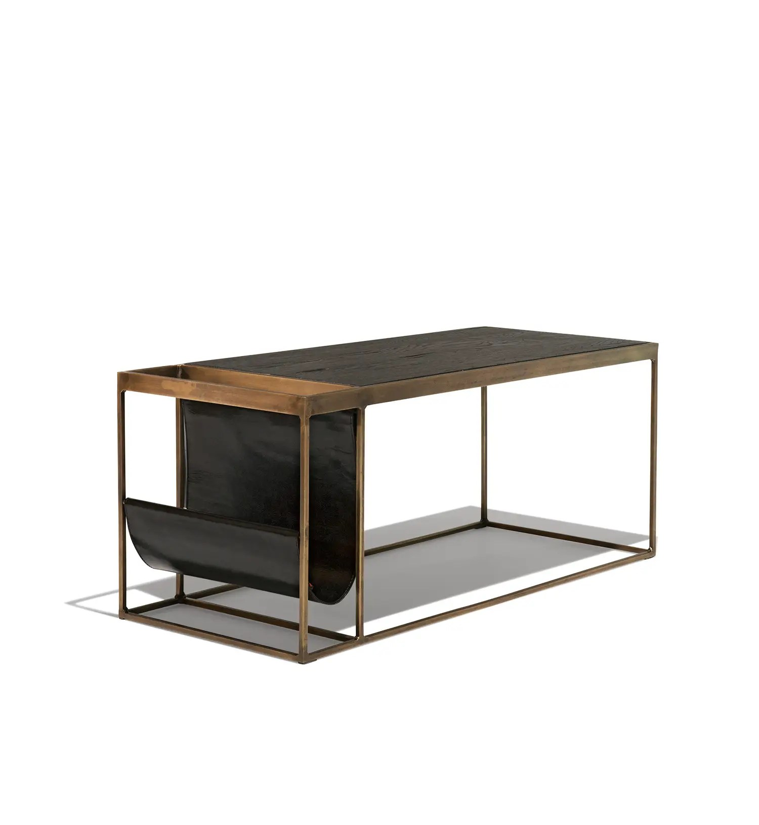 Small Industrial Side Table Catch Coffee Table Small