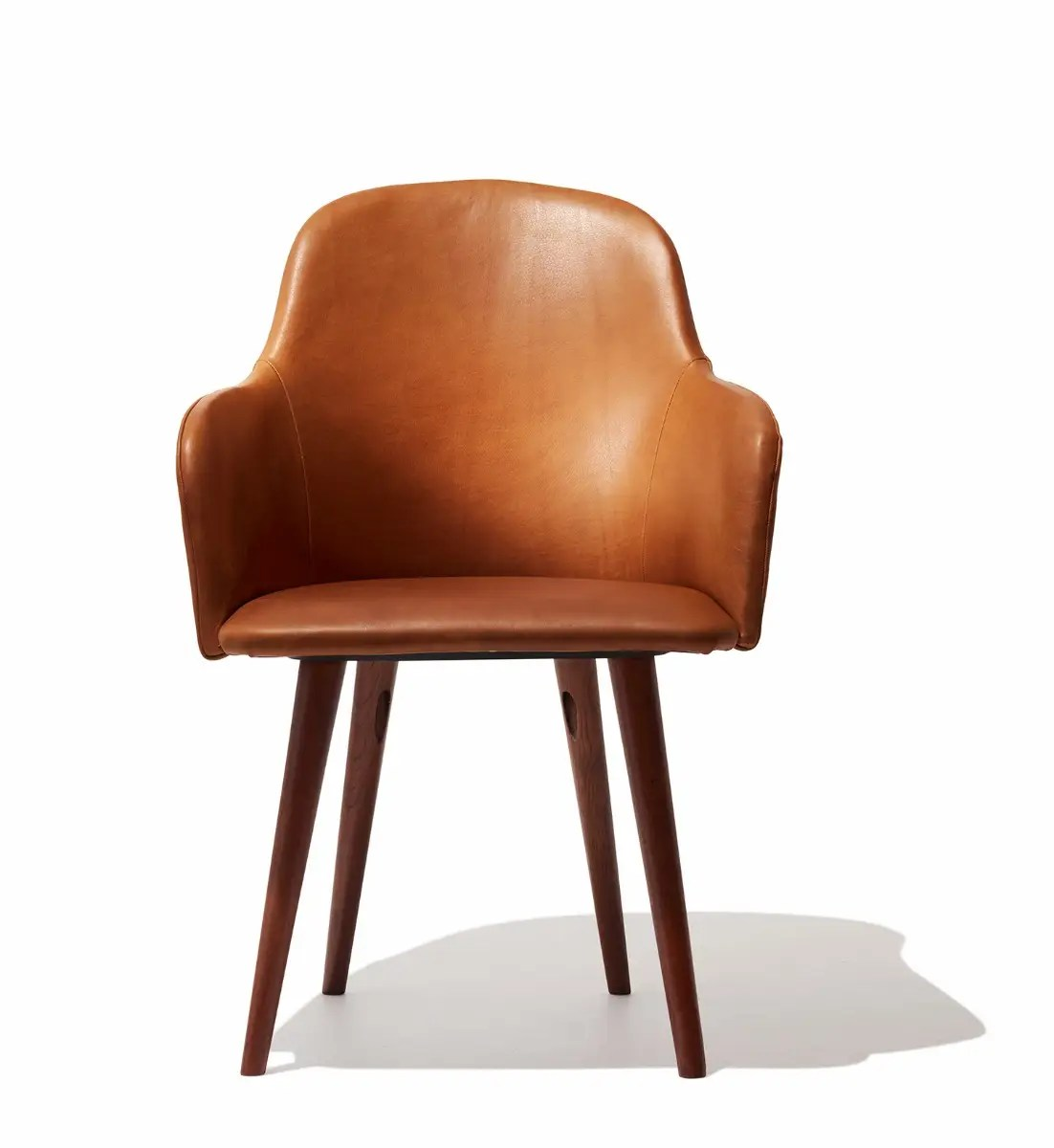 Leather Dining Chairs Alva Dining Chair Leather