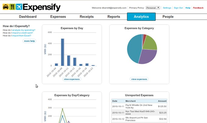 Expensify Debuts New Version Of Hassle-Free Expense Report System