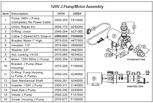 Spa Pump Schematic Online Wiring Diagram