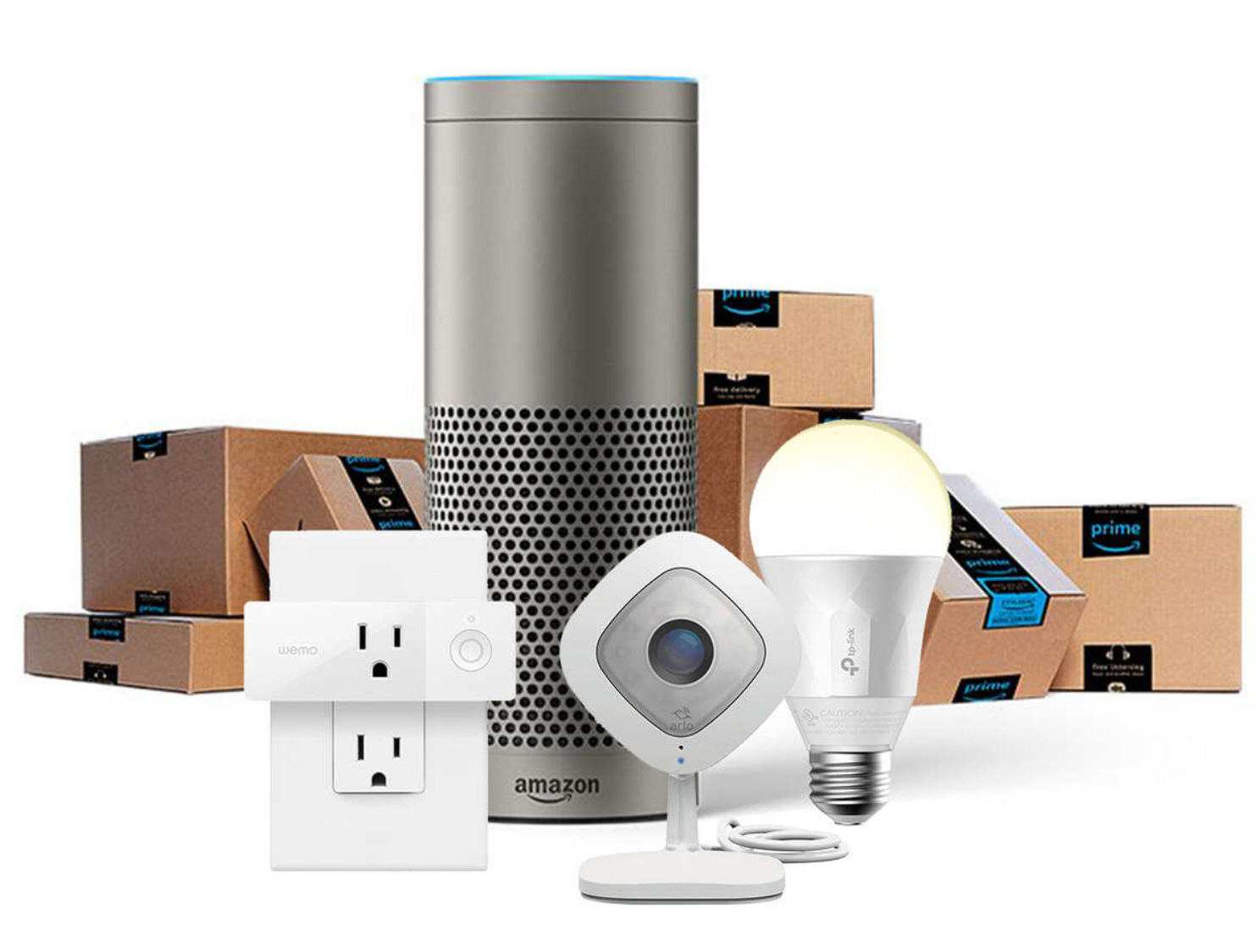 Amazon Smart Home Enter To Win Amazon Echo Smart Home Bundle Sweepstakes