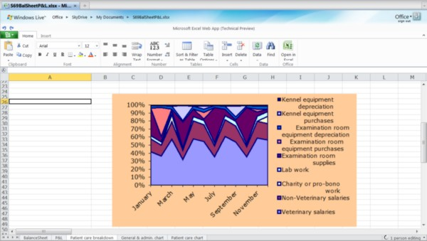 Inside Office Web Apps Is it good enough to be called \u0027Excel?\u0027