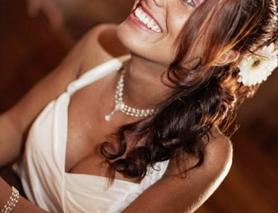 portrait femme mariage