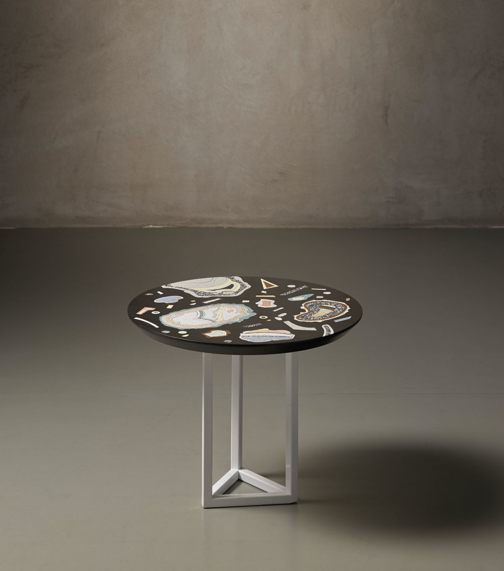 Moon Rock Low Tables Bethan Laura Wood