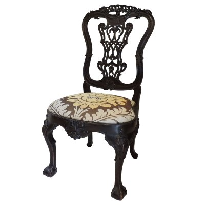 antique Portuguese Side Chair