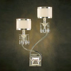 Lombard Two Light Sconce