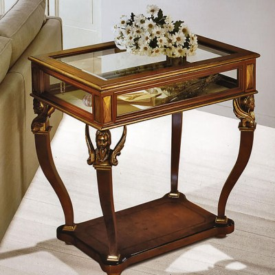 Empire Curio Table