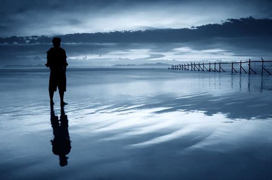 Reflection by Rich Waterman - Be The Difference Today