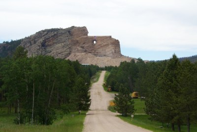 Crazy Horse road to July 2011 (1)