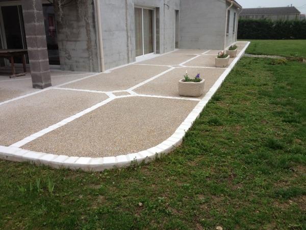 Quel est le prix d\u0027une terrasse en béton de 30 m2? - Beton Expert - Prix D Une Terrasse Beton