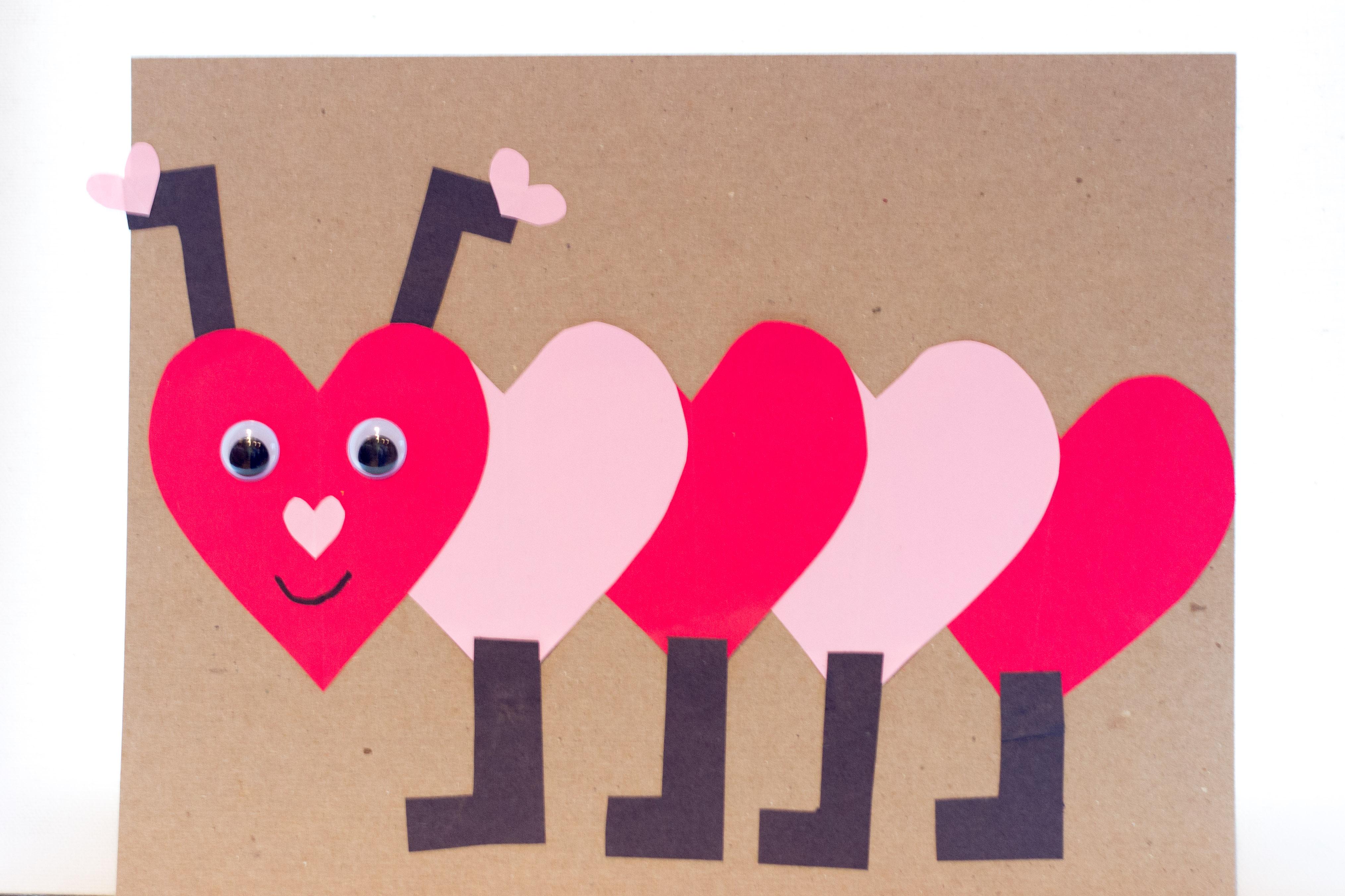 Kindergarten valentine craft ideas -  Crafts For Kindergarten Valentine Download