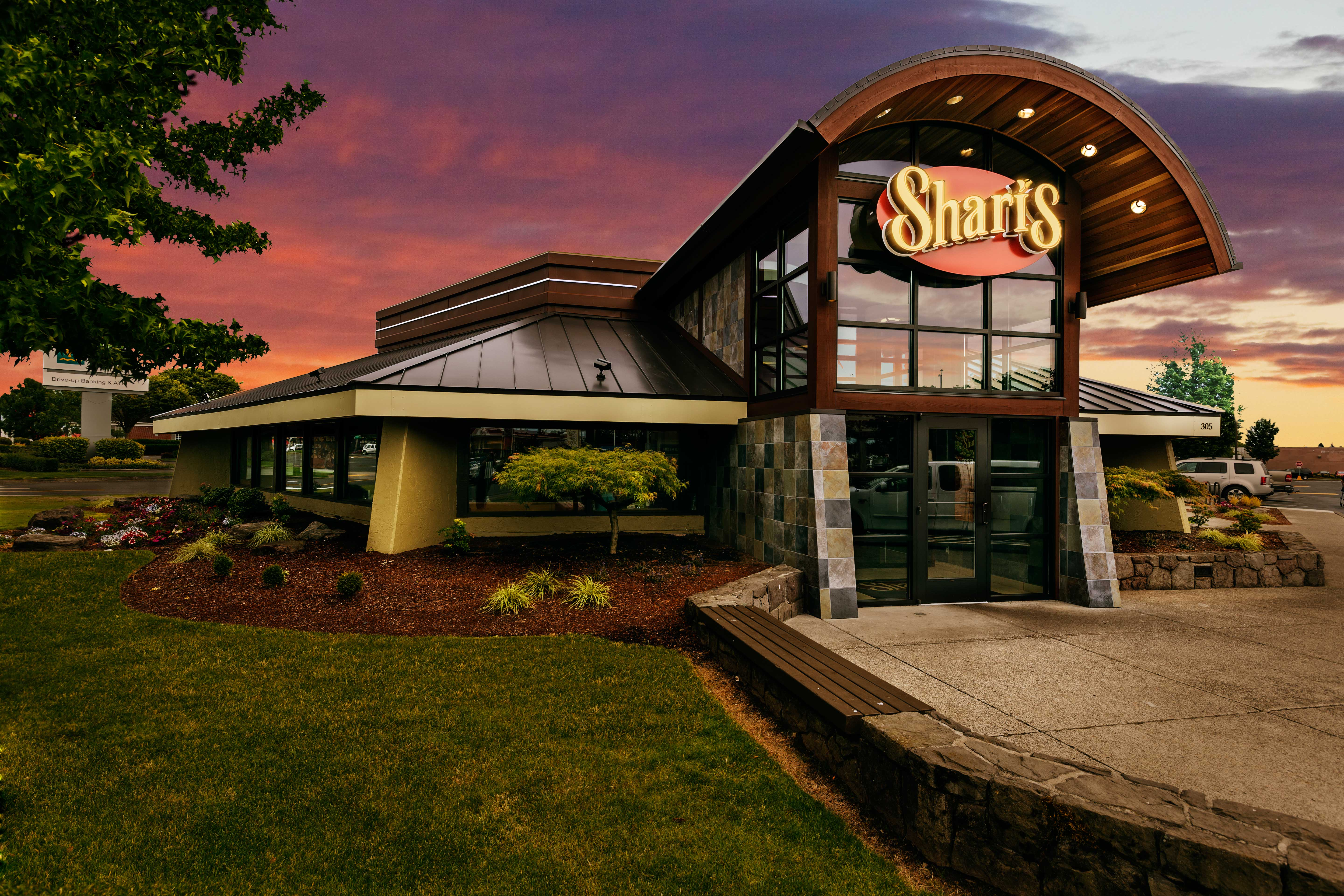 Shari S Sharis Café And Pies Is The First Full Service Restaurant