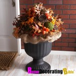 Outdoor Fall Porch Decorating Ideas