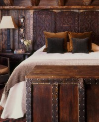 Style Spotlight: Leather Beds and Headboards ...