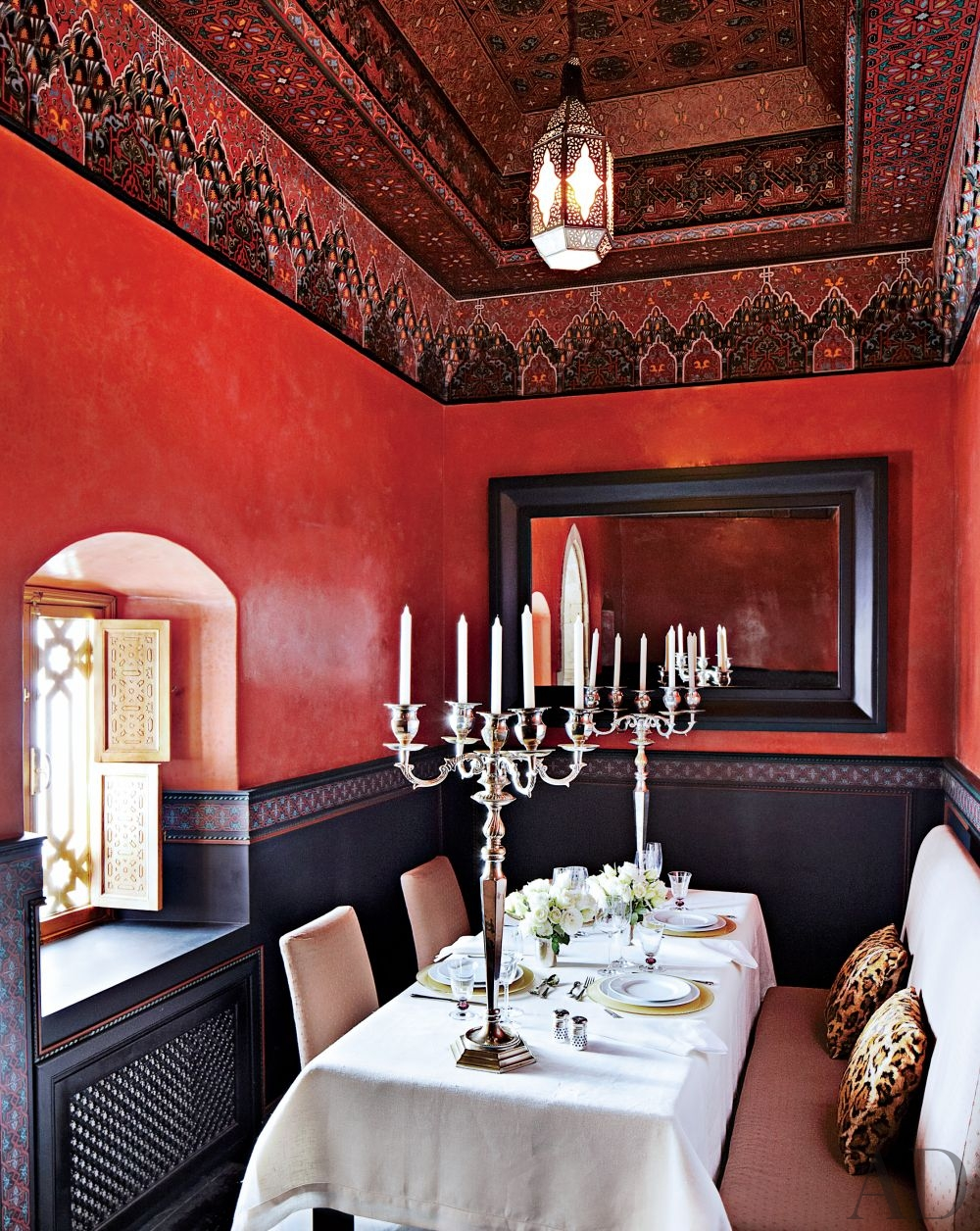 47 Awesome Moroccan Dining Room Decor