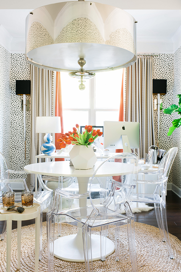 Waiting Room Chairs Ikea A Designer Trick Revealed: Here's Why We Love Using Lucite