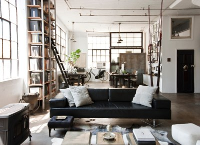 What's New for 2016: Vintage Industrial Home Decorating - BetterDecoratingBibleBetterDecoratingBible