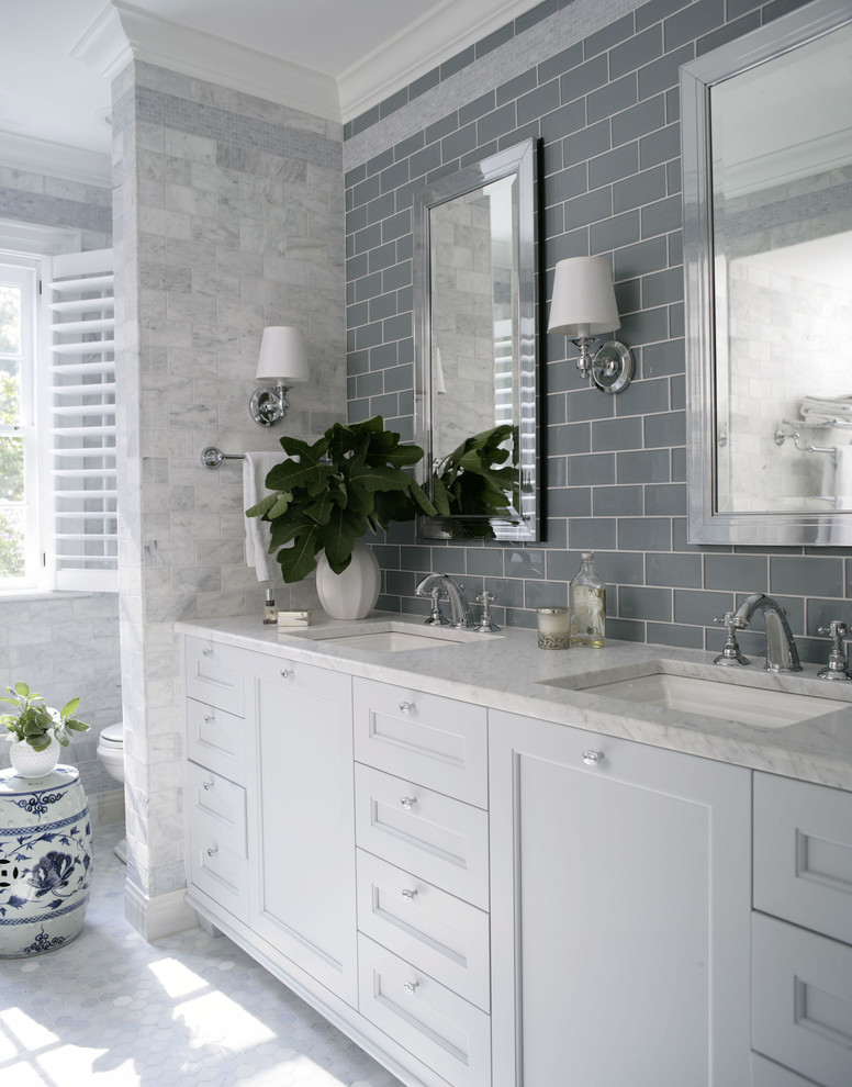 Brilliant Décorating Ideas To Make A Bland Bathroom Come To Life