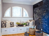 Amazingly Easy DIY Chalk Board Walls for Your Kids ...