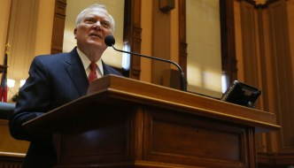 No surprises in governor's speech