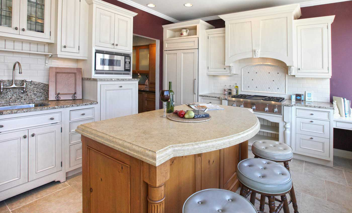 Kitchen Cabinet Wood Reconditioning Why We Chose Wood Mode Cabinetry Better Kitchens