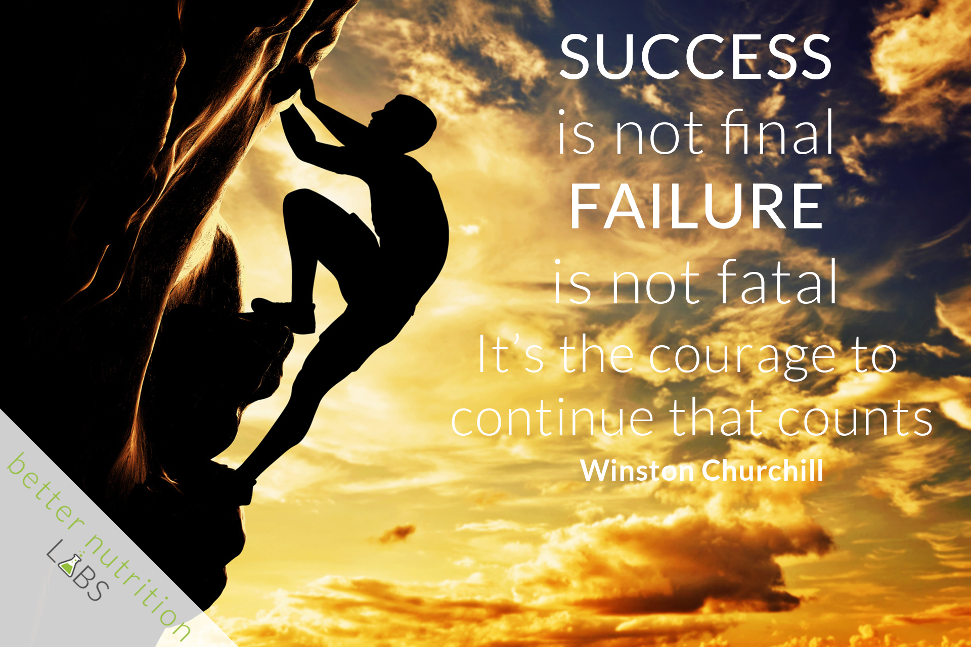 Success Quotes Hd Wallpapers 1080p Courage Is Not Final Failure Is Not Fatal Winston