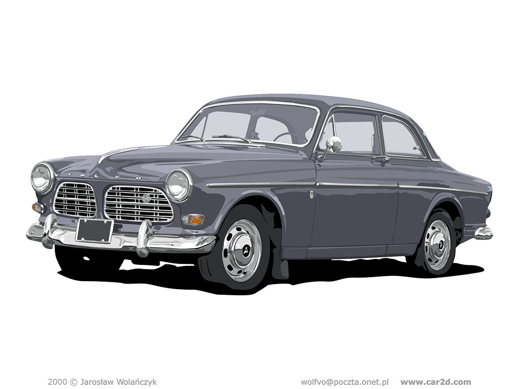 Volvo Amazon Volvo Amazon History Photos On Better Parts Ltd
