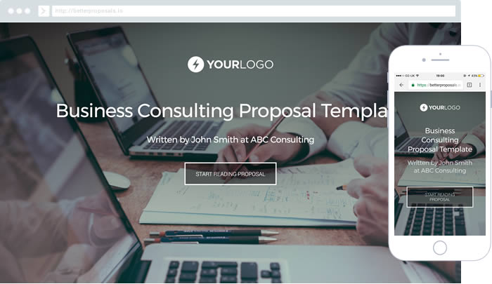 This Free Consulting Proposal Template Won $38M of Business