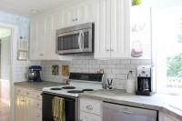 {Kitchen} Subway Tile Backsplash  Better Remade