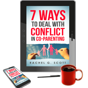 7 Ways To Deal With Conflict In Co-Parenting
