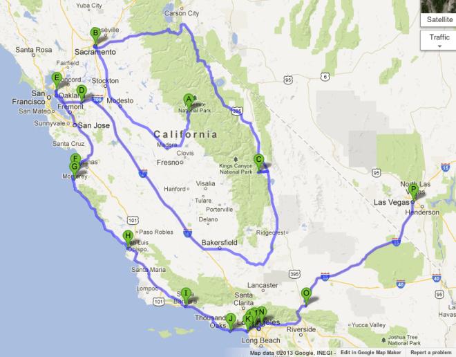 California Death Spiral