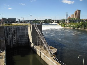 Locks and Falls