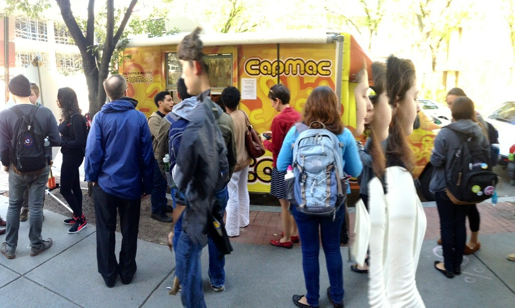 capmac food truck review