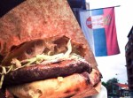 what is serbian food pljeskavica serbian hamburger