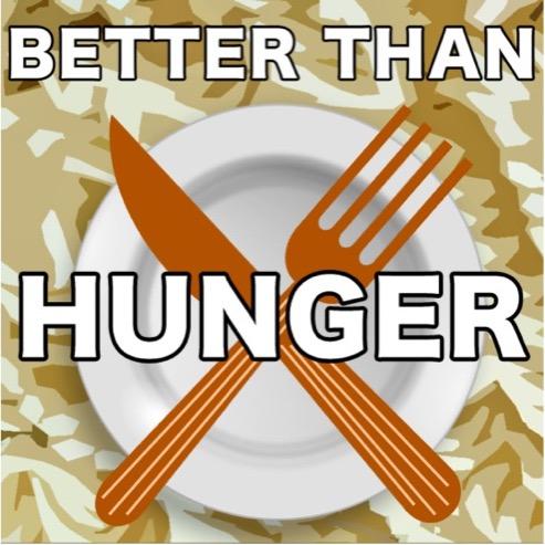 better than hunger