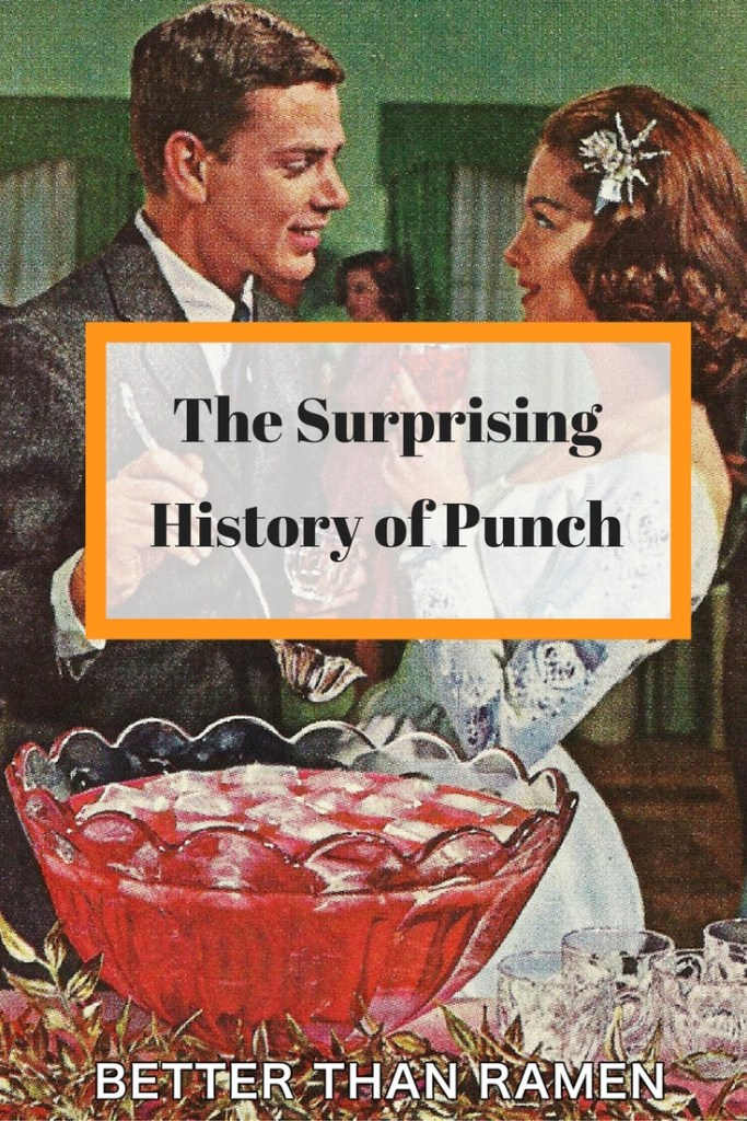 surprising history of punch
