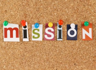Your company mission statement