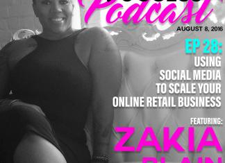 Interview with Zakia Blain FBF fitness