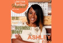 Financial Coach Ashley Fox Talks Properly Managing The Business' Money