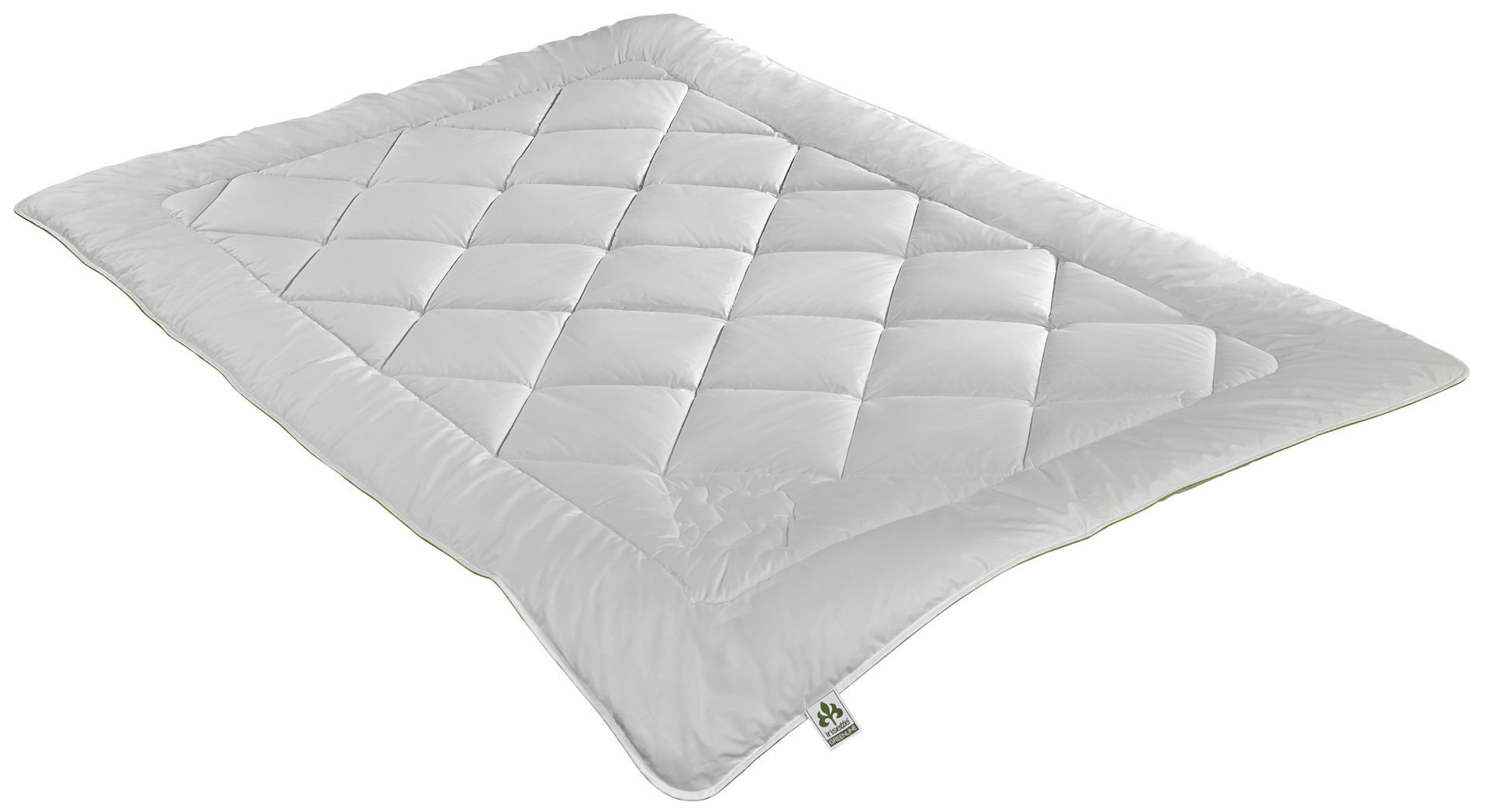 Irisette Steppbett Greenline Kamel Eco Duo 135x200cm Bettwarenstore24